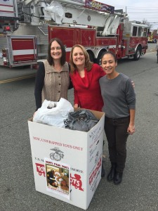 Toys for Tots - 3 of us