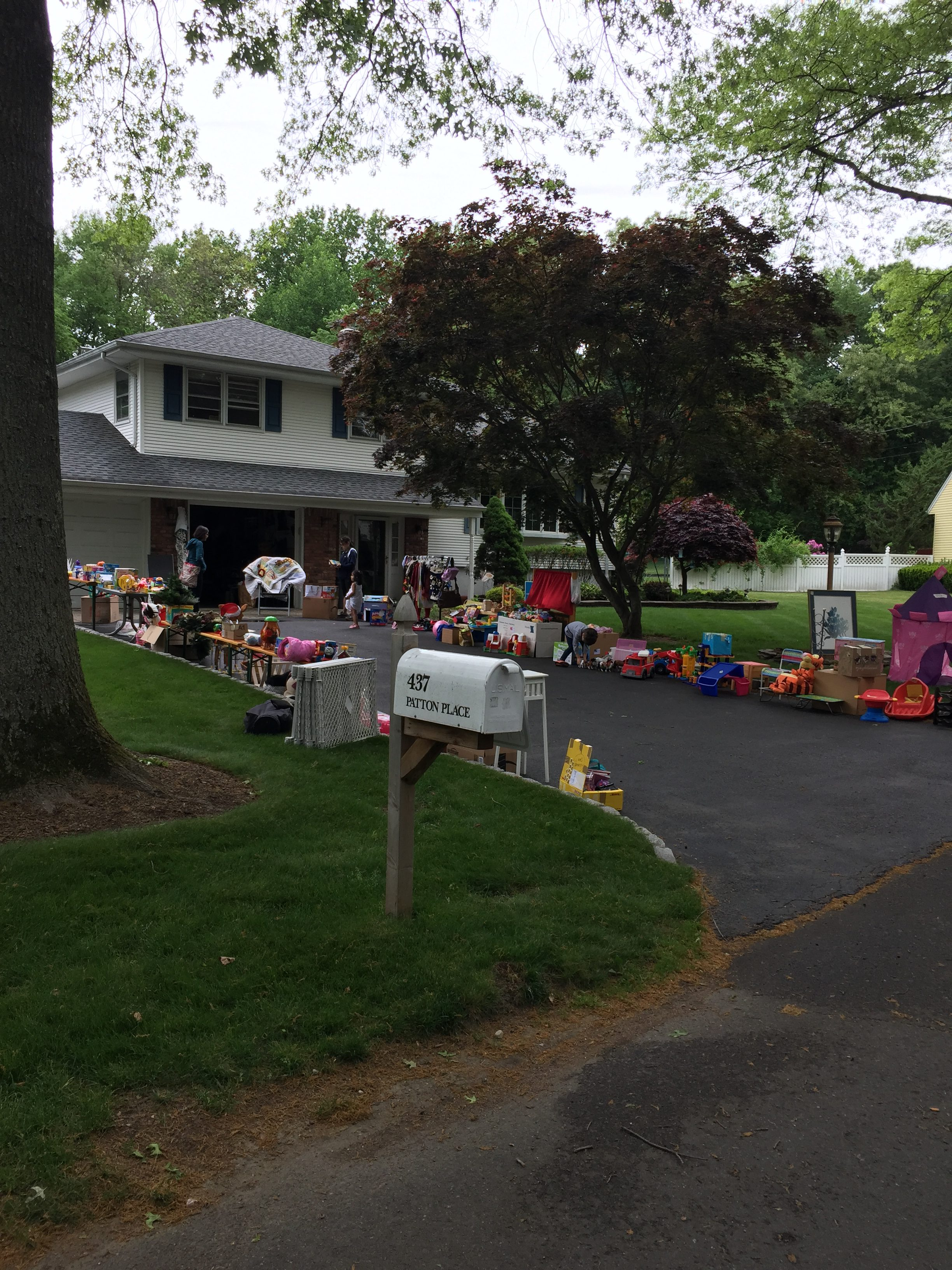 Townwide Garage Sale 2017 Pictures Wyckoff Ptowyckoff Pto